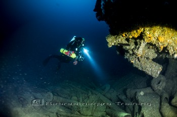 BSAC Diver Malin Head Donegal Ireland Rebreatherpro-Training