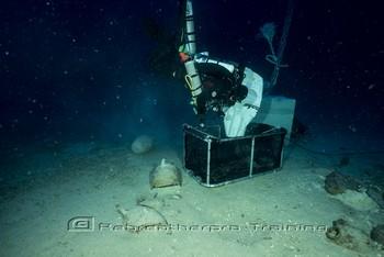 Phoenician Shipwreck Project in Gozo 2017 Rebreatherpro-Training