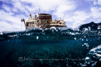 Red Sea Training and Liveaboard Trip Rebreatherpro-Training