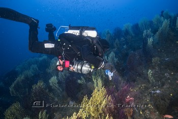 Sardinia Wreck and Cave Diving Rebreatherpro-Training