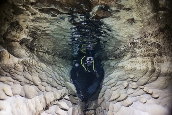 Sidemount Cave Diving Rebreatherpro-Training
